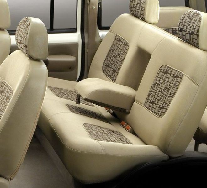Automotive Mahindra Bolero Interior-8