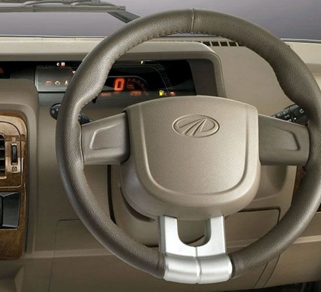 Automotive Mahindra Bolero Power Plus Interior-2