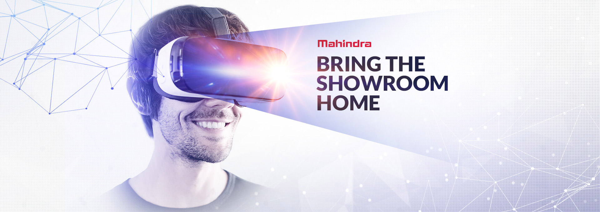 PPS Mahindra Bring Showroom Home