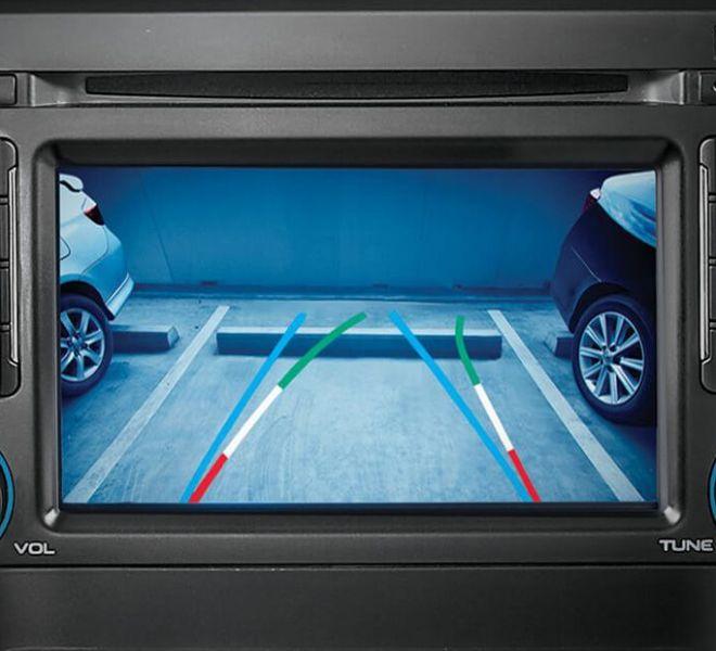 Automotive Mahindra Scorpio Interior-11