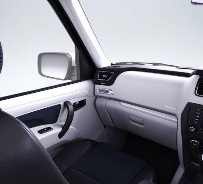 Automotive Mahindra Scorpio Interior-14