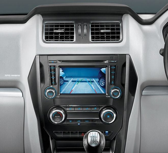 Automotive Mahindra Scorpio Interior-3