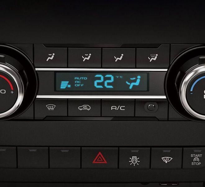 Automotive Mahindra Scorpio Interior-5