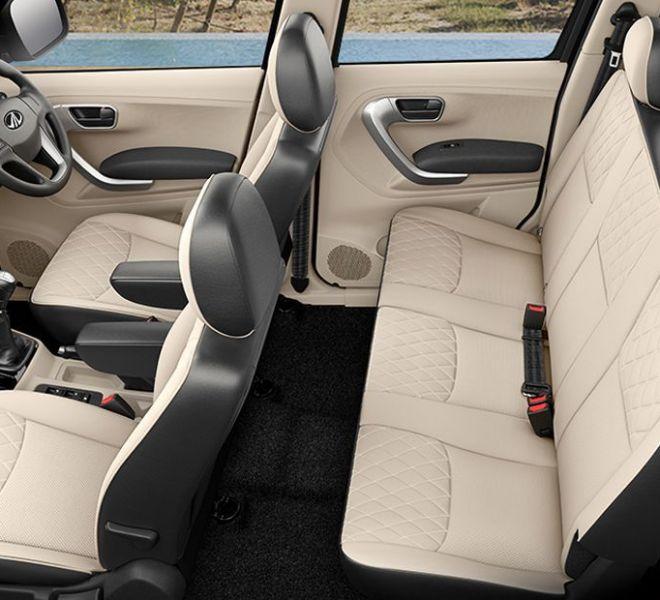 Automotive Mahindra TUV300 Interior-5