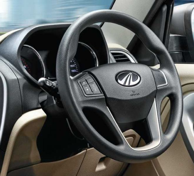 PPS Mahindra TUV300 Plus Interior-8
