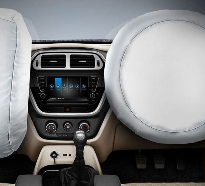 PPS Mahindra TUV300 Plus Interior-9