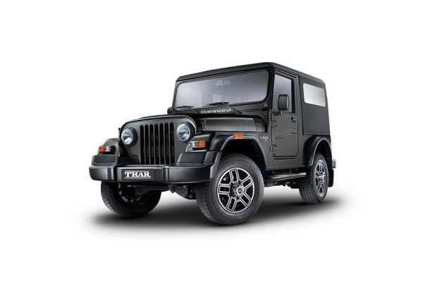 Automotive Mahindra Thar New Cars