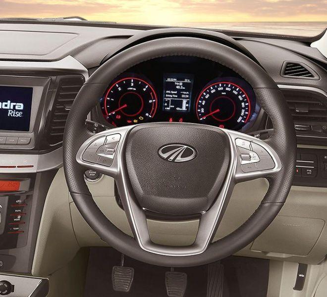 Automotive Mahindra XUV300 Interior-4